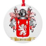 Shead Round Ornament