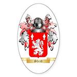 Shead Sticker (Oval 50 pk)