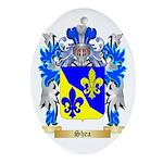Shea Oval Ornament