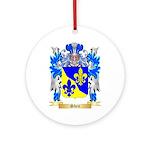 Shea Round Ornament