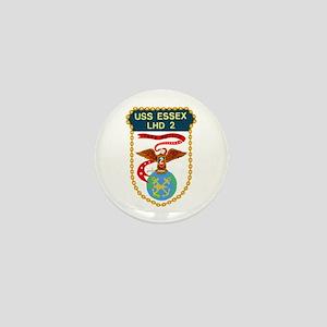 USS Essex (LHD 2) Mini Button