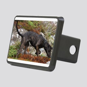 plott hound full Hitch Cover