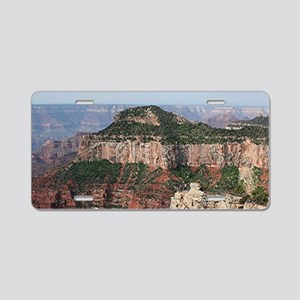 Grand Canyon North Rim, Ari Aluminum License Plate