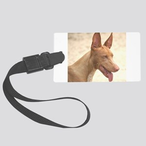 pharoh hound Luggage Tag