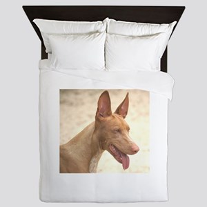 pharoh hound Queen Duvet