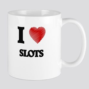I love Slots Mugs