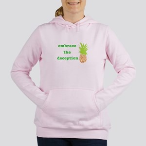 embracethedeceptioncafepress Sweatshirt