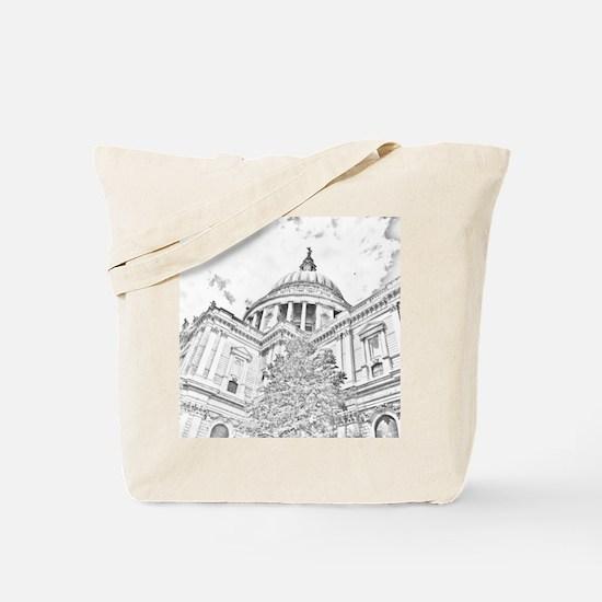 Unique London city Tote Bag