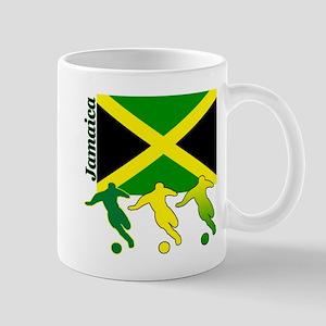 Jamaica Soccer Mug