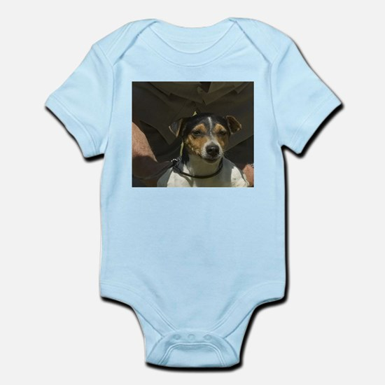 parson russell terrier Body Suit