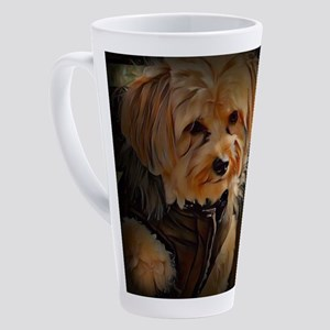 Copper with coat 17 oz Latte Mug