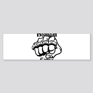 Hooligans Logo 1 Bumper Sticker