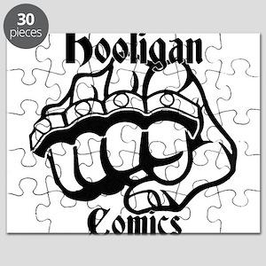 Hooligans Logo 1 Puzzle
