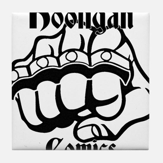 Hooligans Logo 1 Tile Coaster