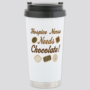 Hospice Nurse Chocolate Gift Mugs