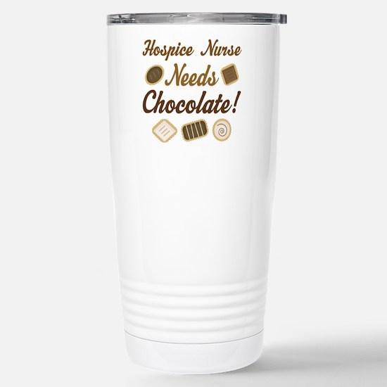 Hospice Nurse Chocolate Gift Mugs