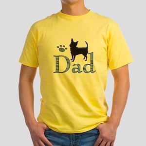 Chihuahua Dad 999 T-Shirt