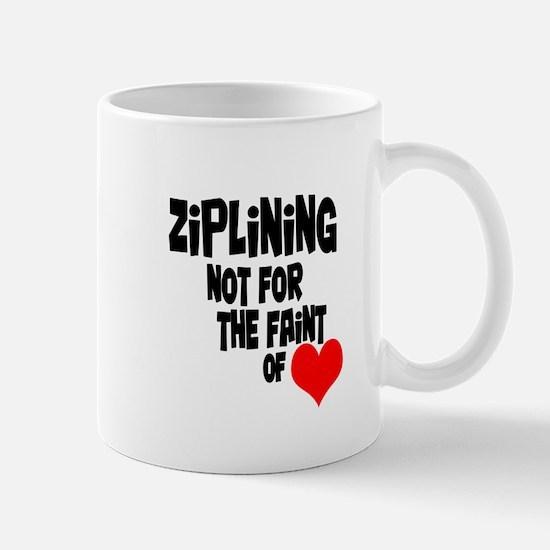 Ziplining Mug