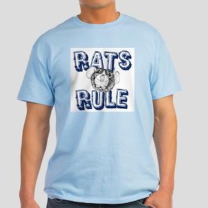 Rats Rule Light T-Shirt
