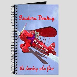 ISADORA DONKEY Journal