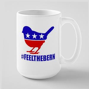 Political Symbol Bird #FeelTheBern Mugs