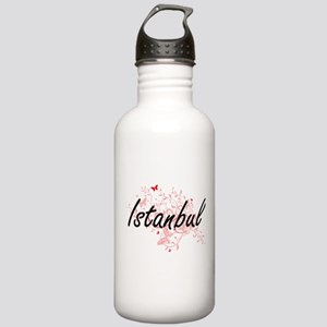 Istanbul Turkey City A Stainless Water Bottle 1.0L