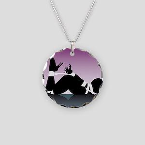Fotolia_6247255_XV Necklace Circle Charm