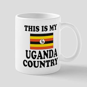 This Is My Uganda Country Mug