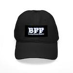 Ferret Caps Black Cap