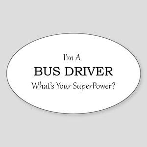 Bus Driver Sticker