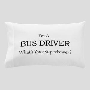 Bus Driver Pillow Case