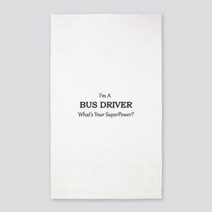 Bus Driver Area Rug
