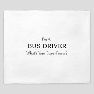 Bus Driver King Duvet
