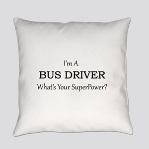 Bus Driver Everyday Pillow