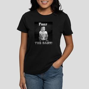 The Crazy Baby Women's Dark T-Shirt