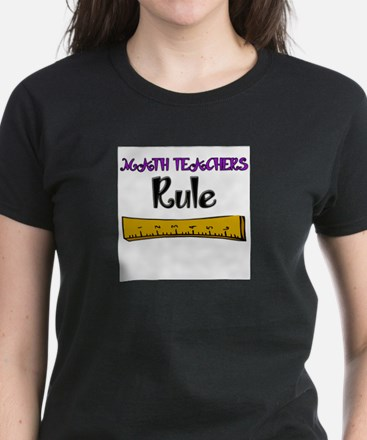 Math Teachers Rule T-Shirt