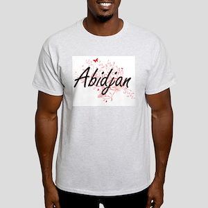 Abidjan Côte d'Ivoire City Artistic design T-Shirt