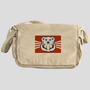 Elk City, Oklahoma Messenger Bag