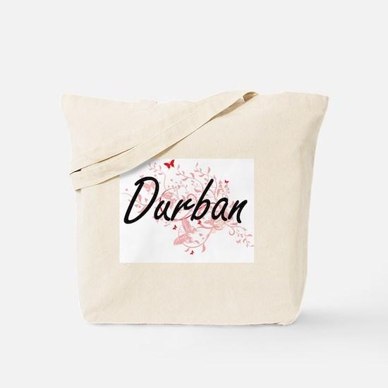 Durban South Africa City Artistic design Tote Bag