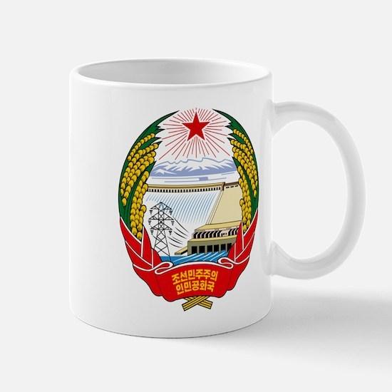 Emblem of North Korea (DPRK) Mugs
