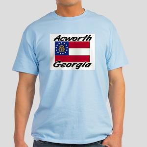 Acworth Georgia Light T-Shirt