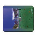 Large In Time Mousepad