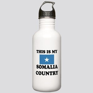 This Is My Somalia Cou Stainless Water Bottle 1.0L