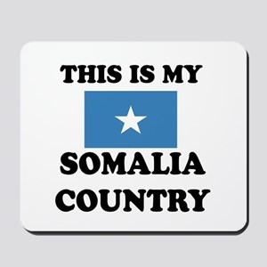This Is My Somalia Country Mousepad