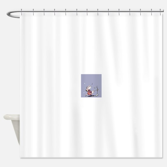 Cute Gilbert gottfried Shower Curtain
