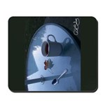 Black Tea In October Mousepad