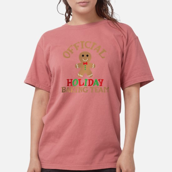 Official Holiday Baking Team T-Shirt