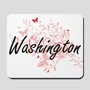 Washington District of Columbia City Art Mousepad
