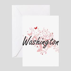 Washington District of Columbia Cit Greeting Cards