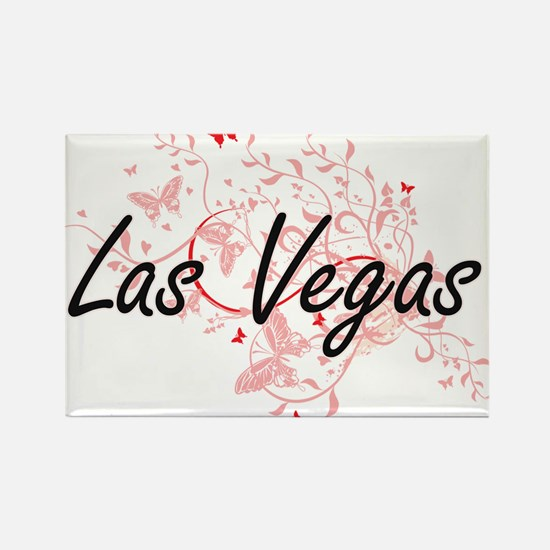 Las Vegas Nevada City Artistic design with Magnets